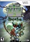 Death Jr: Root of Evil cover