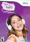 Disney Violetta: Rhythm & Music cover