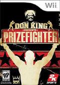 Don King Presents: Prizefighter cover