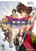 Dragon Quest Swords: The Masked Queen and the Tower of Mirrors cover