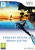 Endless Ocean 2 cover