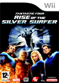 Fantastic 4: Rise of the Silver Surfer cover