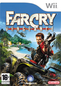 Far Cry: Vengeance cover