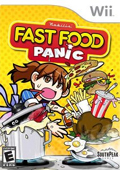 Fast Food Panic cover