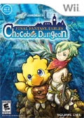 Final Fantasy Fables: Chocobo's Dungeon cover