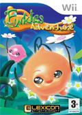 Finkles Adventure cover