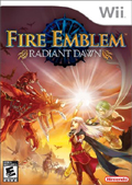 Fire Emblem: Radiant Dawn cover