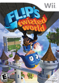 Flip's Twisted World cover