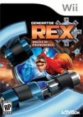 Generator Rex: Agent of Providence cover