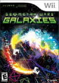 Geometry Wars: Galaxies cover