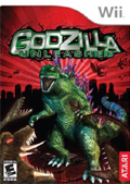 Godzilla: Unleashed cover