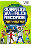 Guinness World Records: The Videogame cover