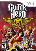 Guitar Hero: Aerosmith cover