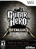 Guitar Hero: Metallica cover