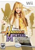Hannah Montana: Spotlight World Tour cover