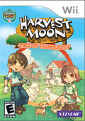 Harvest Moon: Tree of Tranquility cover