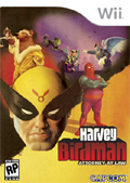 Harvey Birdman: Attorney at Law cover