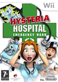 Hysteria Hospital: Emergency Ward cover