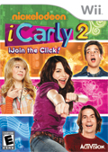 iCarly 2: Join the Click cover