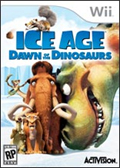 Ice Age 3: Dawn of the Dinosaurs cover