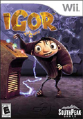 Igor: The Game cover