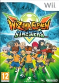 Inazuma Eleven Strikers cover
