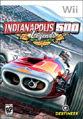 Indianapolis 500 Legends cover