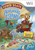 JumpStart Escape from Adventure Island cover