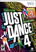 Just Dance 4 cover