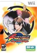 King of Fighters Collection: The Orochi Saga cover