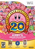 Kirby's Dream Collection cover