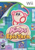 Kirby's Epic Yarn cover