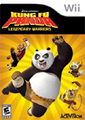 Kung Fu Panda: Legendary Warriors cover
