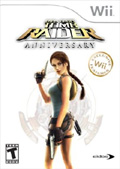 Lara Croft Tomb Raider: Anniversary cover