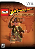 LEGO Indiana Jones: The Video Game cover