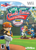 Little League World Series Baseball 2008 cover