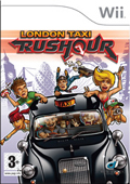 London Taxi Rushour cover