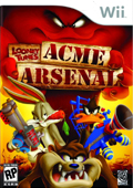 Looney Tunes: Acme Arsenal cover