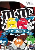 M&M's Kart Racing cover