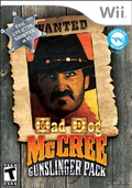Mad Dog McCree: Gunslinger Pack cover