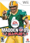 Madden NFL 09: All-Play cover