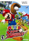 Mario Super Sluggers cover