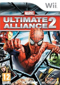 Marvel: Ultimate Alliance 2 cover