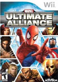 Marvel: Ultimate Alliance cover