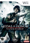 Medal of Honor Vanguard cover