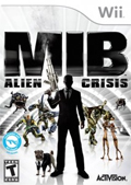 Men in Black: Alien Crisis cover