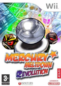 Mercury Meltdown cover