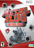 Metal Slug Anthology cover