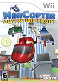 MiniCopter: Adventure Flight cover