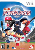 MLB Power Pros cover